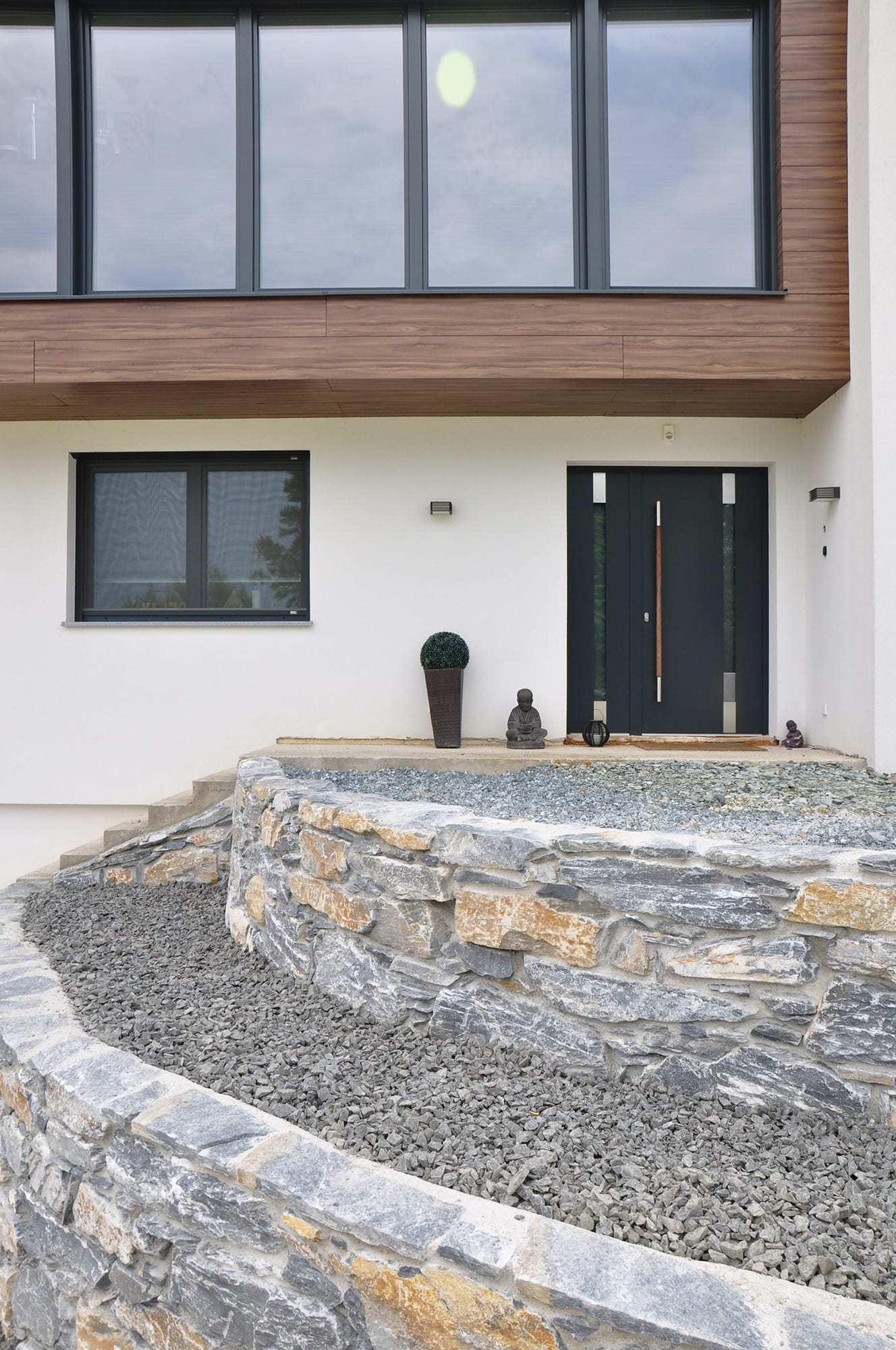 trocal 76 kunststoff haust rsystem standard trocal. Black Bedroom Furniture Sets. Home Design Ideas