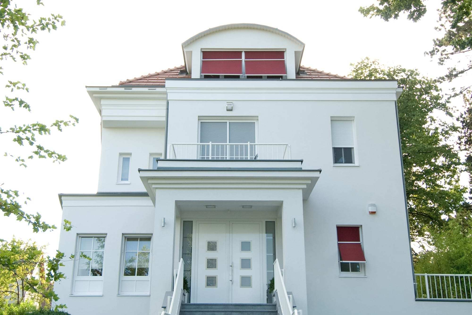 Multifamily homes trocal for Multifamily house