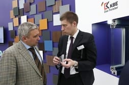 BATIMAT MOSCOW 2015 – Services advice with customer