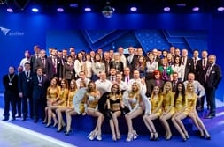 BATIMAT MOSCOW 2015 – Group photo of staff