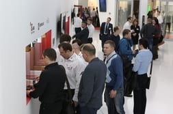 BATIMAT MOSCOW 2015 – Product presentation of various window sections