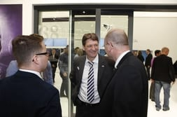 FENSTERBAU FRONTALE 2014 – Advisory talk with customers