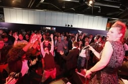 FENSTERBAU FRONTALE 2014 – Rock band livening things up