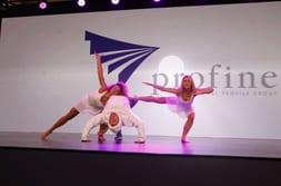 FENSTERBAU FRONTALE 2014 – Show with dance artistes