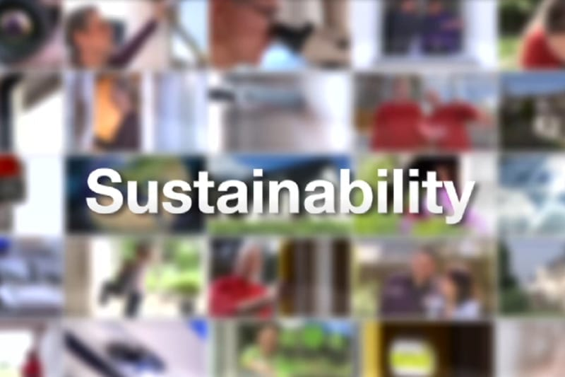 Sustainability has been top priority at KBE since the very outset.