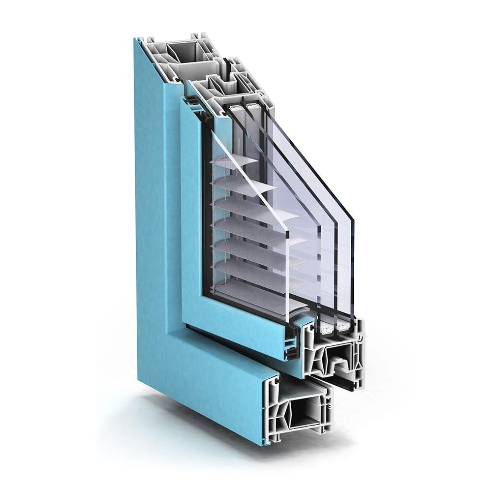Trocal 76 anschlagdichtung addon kunststoff fenstersystem for Trocal fenster
