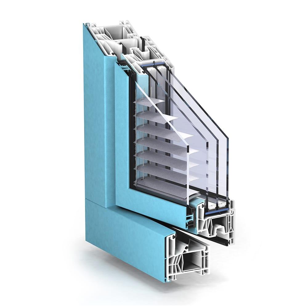 Trocal 76 mitteldichtung addon kunststoff fenstersystem for Trocal fenster