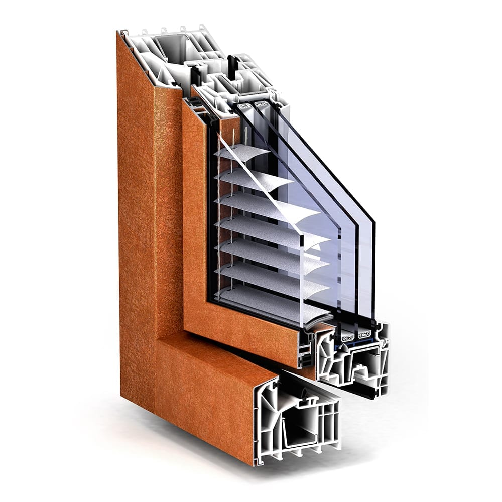 trocal 88 addon mitteldichtung kunststoff fenstersystem trocal. Black Bedroom Furniture Sets. Home Design Ideas