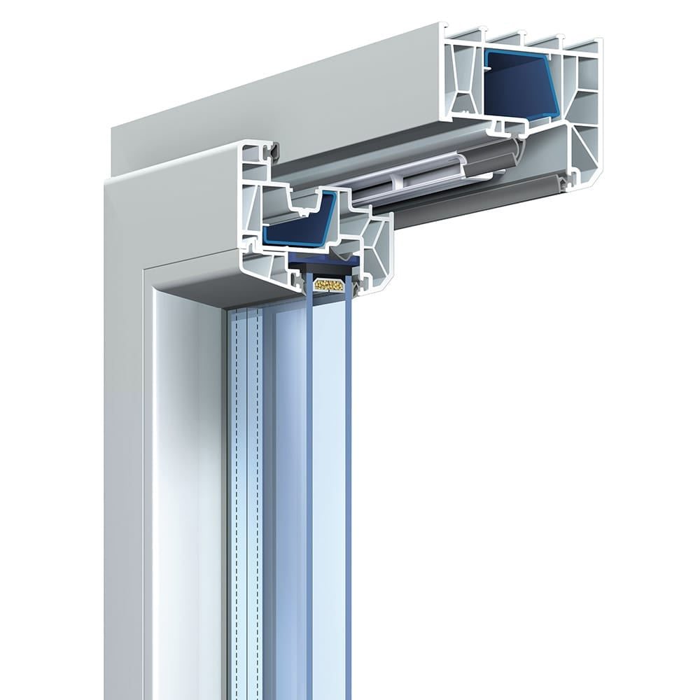 Trocal 88 airmatic l ftung f r kunststoff fenstersysteme for Trocal fenster
