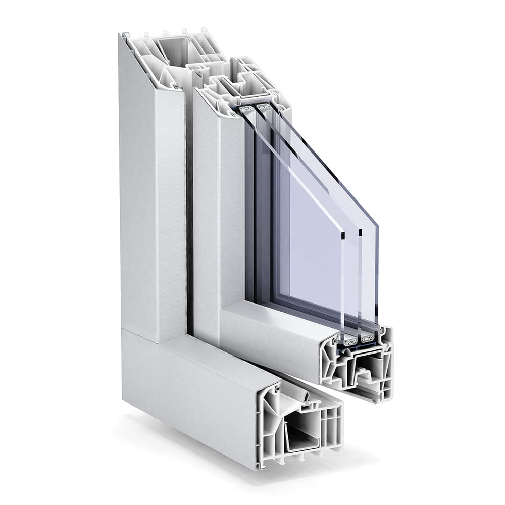 Trocal 88 aluclip mitteldichtung kunststoff fenstersystem for Trocal fenster