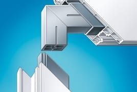 1987 – TROCAL invented the corner connector for residential doors