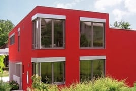 2008 – TROCAL 88+ including passive house launched