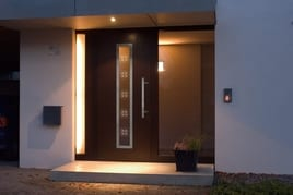 2010 – The TROCAL 88+ passive house residential door unveiled