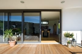 2012 – Lift/sliding door system PremiDoor 88 launched